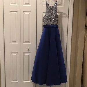 Sweet 16 Gown -Size 2